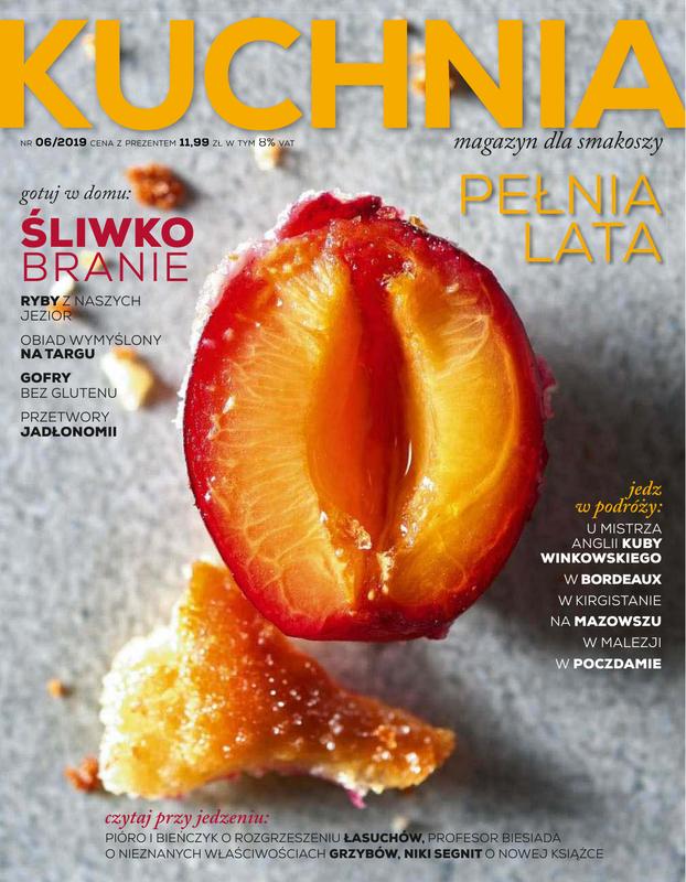 Kuchnia E Wydanie E Prenumerata Gazeta Online Egazetypl