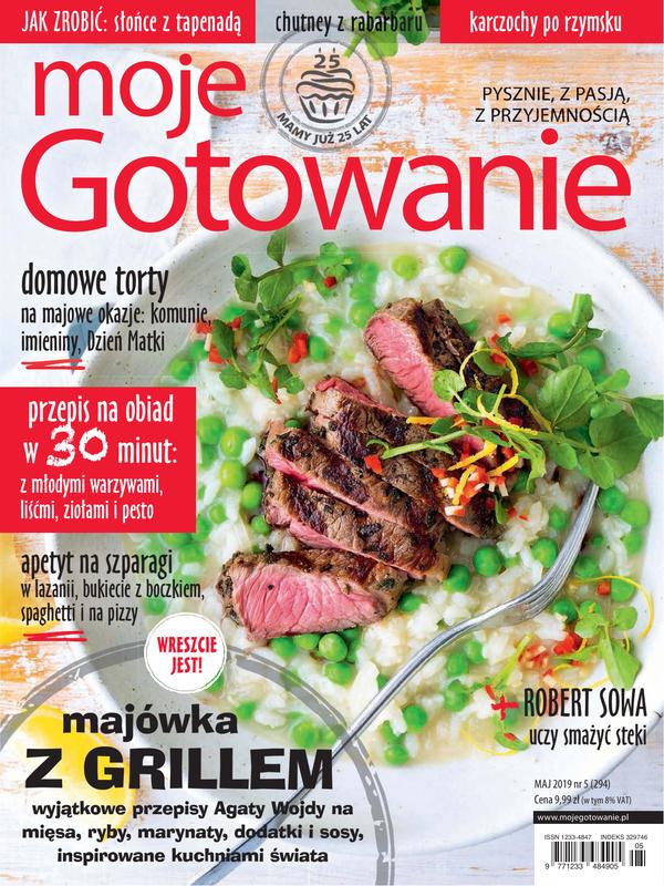 Moje Gotowanie E Wydanie E Prenumerata Gazeta Online Egazety Pl