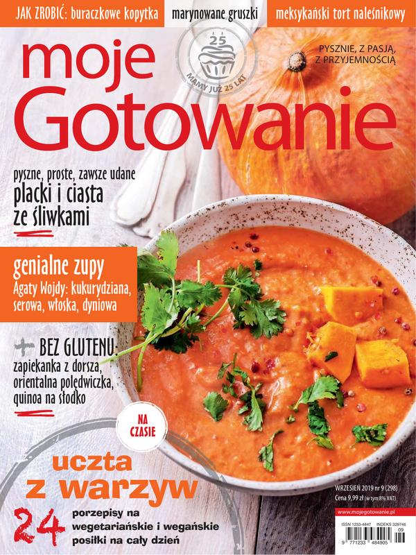 Moje Gotowanie E Wydanie E Prenumerata Gazeta Online